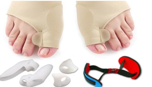 Бандаж на палец ноги от косточки/шишки