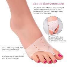 Показания к применению бандажа на палец ноги от воспаления вальгуса для профилактики и лечения деформации стопы.