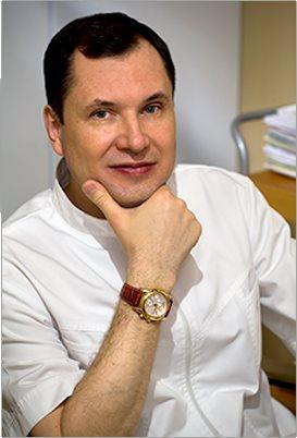 профессор, доктор медицинских наук Иванников Сергей Викторович